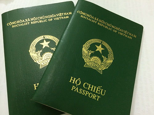 Hộ chiếu - Thủ tục du học Hàn Quốc