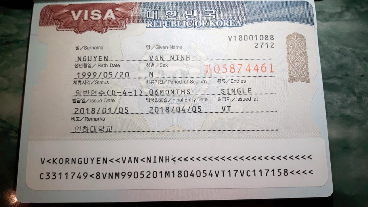 Vì sao nên đi du học Hàn Quốc với visa thẳng