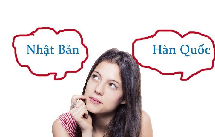 so sánh học tập tại Việt nam và đi du học Hàn Quốc Nhật bản