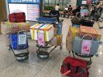 Công việc làm thêm -nhận chuyển phát nhanh giá rẻ -của du học sinh tại Hàn Quốc