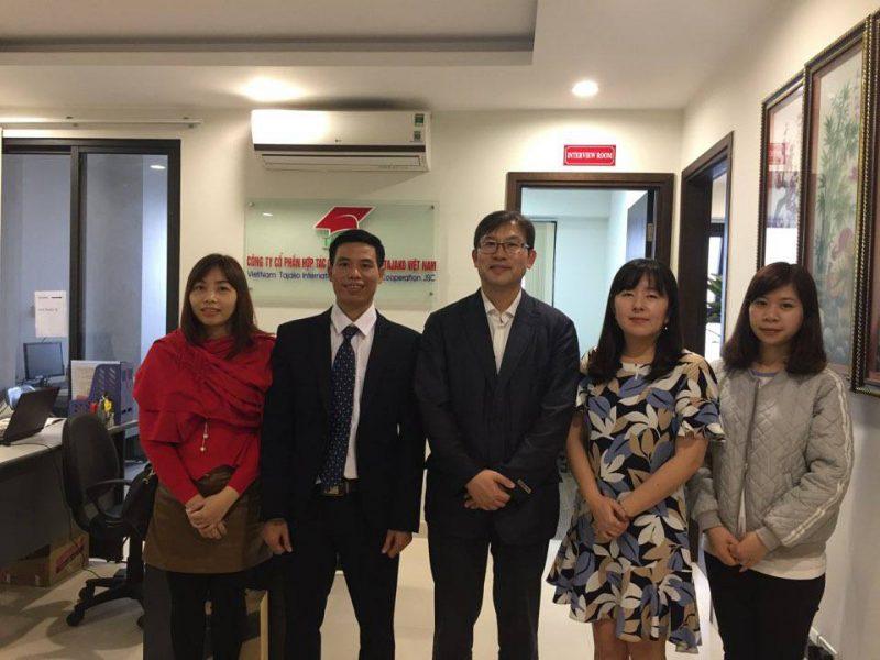 Du học Hàn Quốc ký kết với đại học Chungang - Chungang university