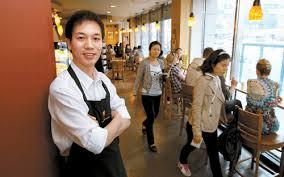 Việc làm thêm phục vụ bàn tại Hàn Quốc