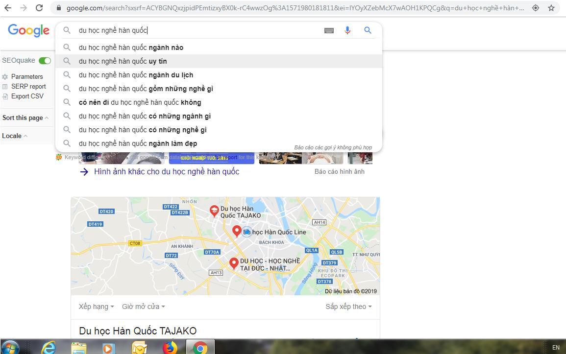 Du học nghề Hàn Quốc Tajako uy tín tại Hà Nội