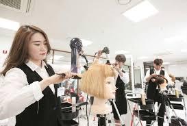 Du học ngành làm tóc tại Hàn Quốc