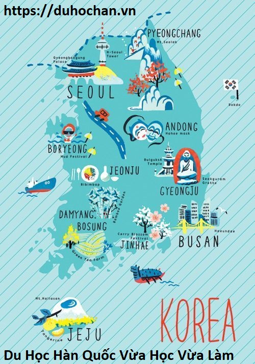 DU học Hàn Quốc vừa học vừa làm