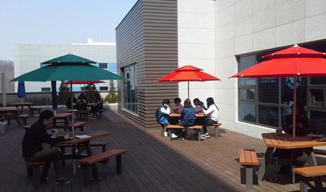 Ký túc xá SoonchunHyang University được trang bị hiện đại