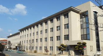 Ký túc xá Changwon National Univesity - Tòa nhà1